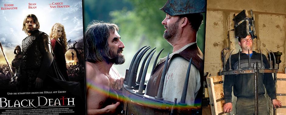 Spezialrequsiten Decotec - Filmbau - Kino - Heretic Cage für Black Death